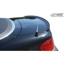 RDX bagažinės lūpa BMW 1-serija E82 Coupe, E88 Convertible