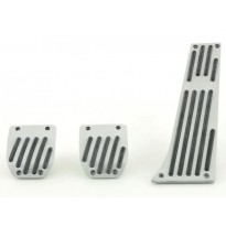 Aliuminiai pedalai, universalūs  3 vnt.  tinkantys BMW 3, 5, 7, X3, X5