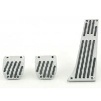 Aliuminiai pedalai, universalūs  3 vnt.  tinkantys BMW 5 (E39)