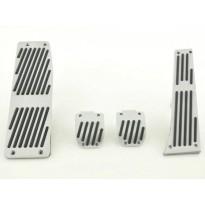 Aliuminiai pedalai, universalūs  4 vnt.  tinkantys BMW 5 (E39)