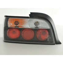 Tail light BMW 3 Coupe  E36  91-98 black