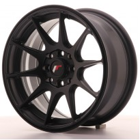 Japan Racing JR11 15x7 ET30 4x100/114 Flat Black