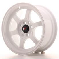 Japan Racing JR12 15x7,5 ET26 4x100/114 White