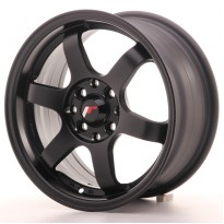 Japan Racing JR3 15x7 ET40 4x100/114 Matt Black