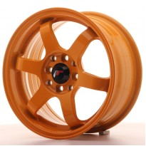 Japan Racing JR3 15x7 ET40 4x100/114 Orange