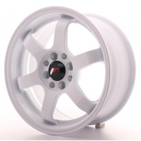 Japan Racing JR3 15x7 ET25 4x100/108 White