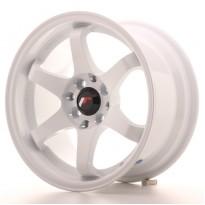 Japan Racing JR3 15x8 ET25 4x100/114 White