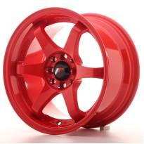 Japan Racing JR3 15x8 ET25 4x100/108 Red
