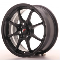 Japan Racing JR5 15x7 ET35 4x100 MattBlack