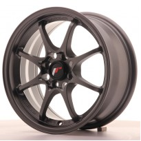 Japan Racing JR5 15x7 ET35 4x100 Matt GM