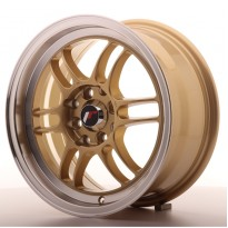 Japan Racing JR7 15x7 ET38 4x100/114 Gold