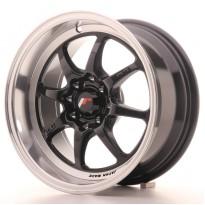 Japan Racing TF2 15x7,5 ET30 4x100/108 Gloss Black