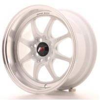 Japan Racing TF2 15x7,5 ET10 4x100/114 White
