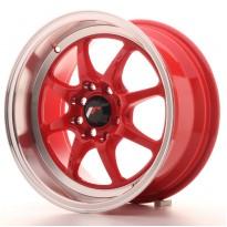 Japan Racing TF2 15x7,5 ET30 4x100/114 Red