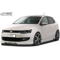 RDX Priekinis spoileris VW Polo 6R