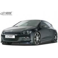 RDX Priekinis spoileris VW Scirocco