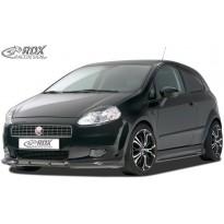 RDX Priekinis spoileris FIAT Grande Punto