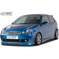 RDX Priekinis spoileris VW Polo 9N