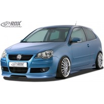 RDX Priekinis spoileris VW Polo 9N3