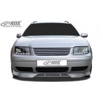 RDX Priekinis spoileris VW Bora
