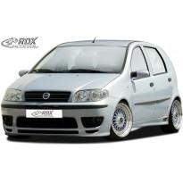 RDX Priekinis spoileris FIAT Punto 3