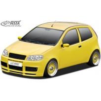 RDX Priekinis spoileris FIAT Punto 2 Facelift Sporting