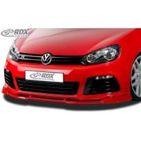 RDX Priekinis spoileris VARIO-X VW Golf 6 R