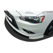 RDX Priekinis spoileris VARIO-X MITSUBISHI Lancer Sportback 2008+