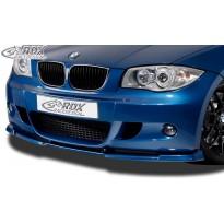 RDX Priekinis spoileris VARIO-X BMW 1-serija E81 / E87 (M-package ir M-Technic Priekinis buferis)