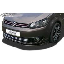 RDX Priekinis spoileris VARIO-X VW Touran 2011+ / Caddy