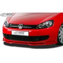 RDX Priekinis spoileris VARIO-X VW Golf 6