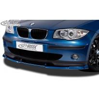 RDX Priekinis spoileris VARIO-X BMW 1-serija E81 / E87 -2007