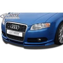 RDX Priekinis spoileris VARIO-X AUDI S4 B7