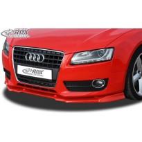 RDX Priekinis spoileris VARIO-X AUDI A5 -2011 (Coupe + pereinamasis modelis + Sportback; Normal Priekinis buferis)