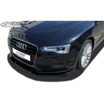 RDX Priekinis spoileris VARIO-X AUDI A5 2011+ (Coupe + pereinamasis modelis + Sportback; Normal Priekinis buferis)