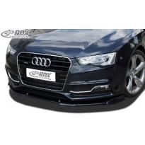 RDX Priekinis spoileris VARIO-X AUDI A5 2011+ / S5 (Coupe + pereinamasis modelis + Sportback; S-Line- ir S5-Priekinis buferis)
