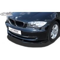 RDX Priekinis spoileris VARIO-X BMW 1-serija E81 / E87 2007+