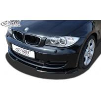 RDX Priekinis spoileris VARIO-X BMW 1-serija E82 / E88