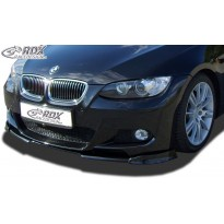 RDX Priekinis spoileris VARIO-X BMW 3-serija E92 / E93 -2010 (M-Technik Priekinis buferis)