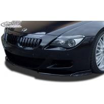 RDX Priekinis spoileris VARIO-X BMW 6-serija E63 M6