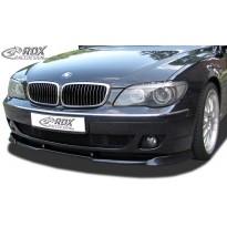 RDX Priekinis spoileris VARIO-X BMW 7-serija E65 / E66 2005+