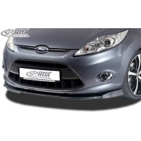 RDX Priekinis spoileris VARIO-X FORD Fiesta MK7 JA8 JR8 (2008-2012)