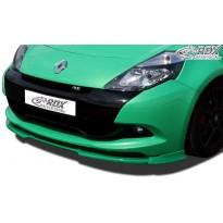 RDX Priekinis spoileris VARIO-X RENAULT Clio 2011+ RS / Sport įskaitant Gordini RS
