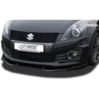 RDX Priekinis spoileris VARIO-X SUZUKI Swift Sport 2012+