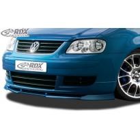 RDX Priekinis spoileris VARIO-X VW Touran -2006 / Caddy