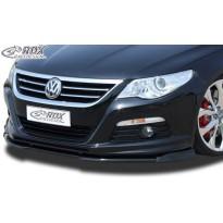 RDX Priekinis spoileris VARIO-X VW Passat CC -2012 R-Line