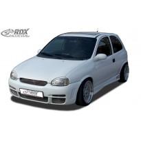 "RDX Priekinis buferis OPEL Corsa B ""GT4"""