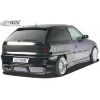 """RDX Galinis buferis OPEL Astra F su vieta registracijos numeriui """"GT-Race"""""""