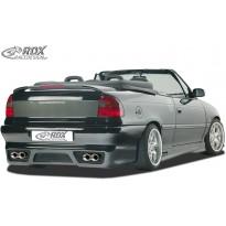 """RDX Galinis buferis OPEL Astra F pereinamasis modelis/Sedan su vieta registracijos numeriui """"GT-Race"""""""