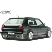 """RDX Galinis buferis VW Golf 2 su vieta registracijos numeriui """"GT4"""""""